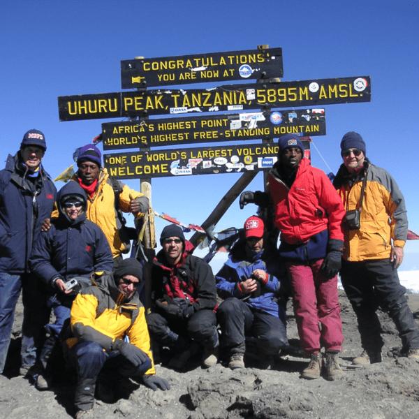 Trek Mount Kilimanjaro for TASC