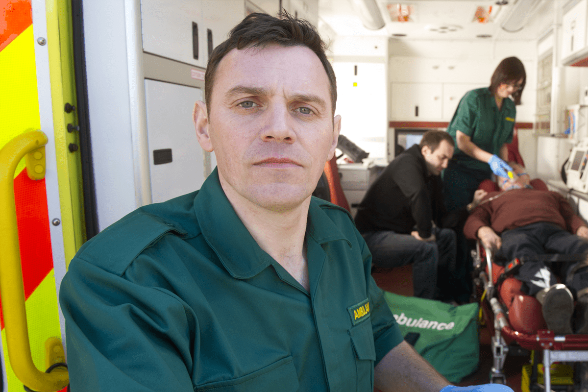 Our ambulance staff urgently need your support
