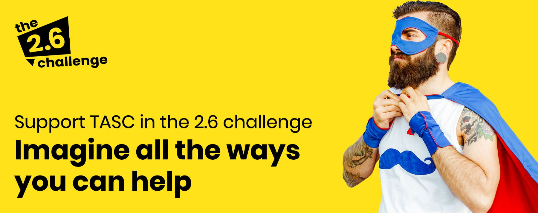 Support The Ambulance Staff Charity in the TwoPointSix Challenge