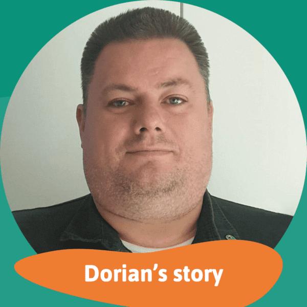 Why I volunteer for TASC - Dorian's story