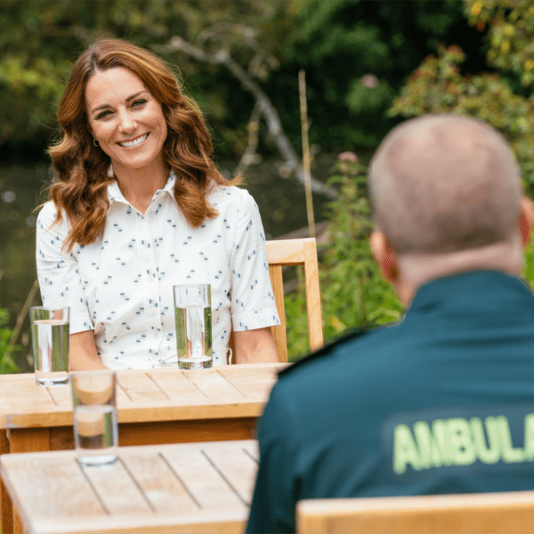 As part of The Royal Foundation Fund, TASC has been awarded a £268,000 grant to support the wellbeing of the UK's lifesaving ambulance community.