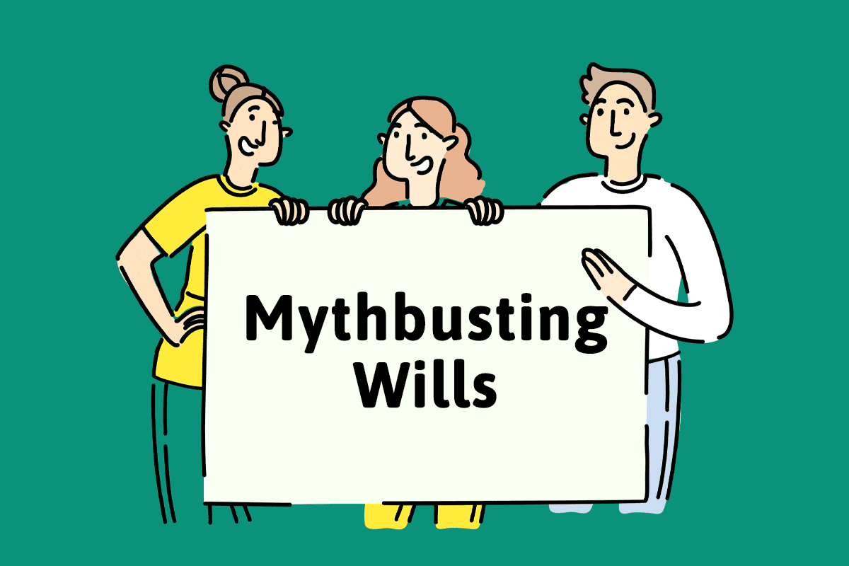 Busting myths around leaving money to charity in your will