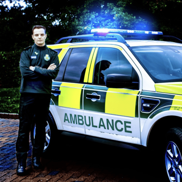An Emergency Dispatcher from East of England Ambulance Service (EEAST) is calling for ambulance staff to start talking about their mental health