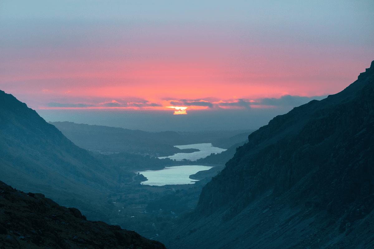 Snowdon Sunrise Challenge for TASC