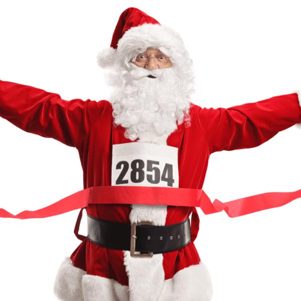 Join TASC in the 2021 Santa Dash