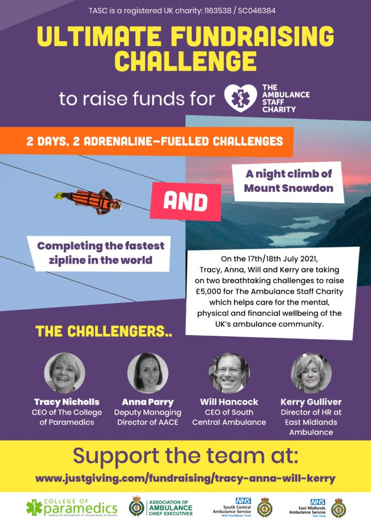 Ultimate Fundraising Challenge for TASC