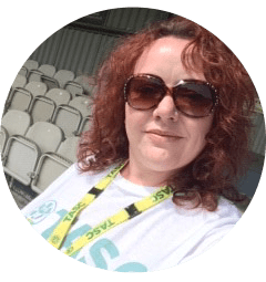 Wendy, a TASC Volunteer in Yorkshire Ambulance Service