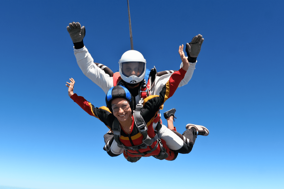 Skydive for TASC
