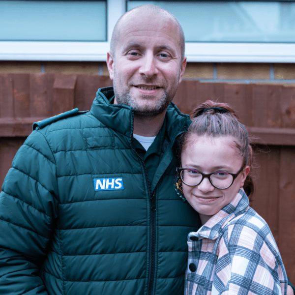 How TASC support ambulance worker Paul